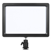 Andoer PAD-112 Panel Adjustable Temperature Slim LED Video Fill-in Light for Nikon Sony Canon EOS Camera Camcorder