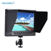 Feelworld A737 Moniteur de caméra de champ IP de 7 ""