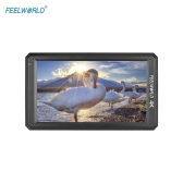 FEELWORLD F6 Moniteur de terrain d'appareil-photo d'IPS 1080P de 5.7 pouces