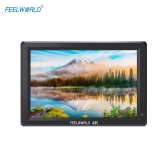 Feelworld T756 7 Zoll IPS Full HD 4K On-Kamera Monitor
