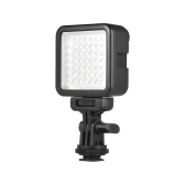 Andoer W49S Mini Dimmable Interlock LED Video Light Fill Light