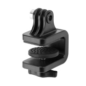 TELESIN Multifunctional Surfboard Skateboard Stabilizer Bracket Mount Holder Stand Clip Clamp 180 Degree Rotatable for GoPro Hero 7/6/5/4/3+ Xiaomi YI 4K SJCAM SJ4000 Action Sports Cameras