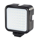 PULUZ 3W Camera Fill Light 49 Lamp Beads Dimmable Brightness Portable Video Making Light