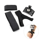 Camera Hand Strap Multifunctional Photography Wrist Grip Holder Belt 360° Rotating
