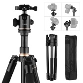 Andoer 164cm/64.57in Photography Tripod Monopod Stand