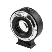 VILTROX EF-Z2 Auto Focus Lens Mount Adapter USB Upgraded