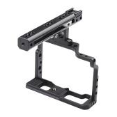 Andoer Camera Cage Kit aus Aluminiumlegierung Vlog-Schutzkäfig