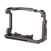 Andoer Aluminum Alloy Camera Cage Video Rig Replacement for Sony A7R III/ A7 II/ A7III