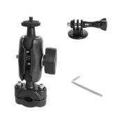 Экшн-камера, крепление на велосипед, крепление на руль велосипеда, замена вращения на 360 ° для спортивных камер GoPro Hero 9/8/7/6/5