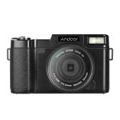 Andoer CDR2 1080P 15fps Full HD 24MP fotocamera digitale