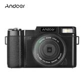 Andoer CDR2 1080P 15fps Full HD 24MP Appareil photo numérique