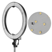"Andoer RL-680S 18.9""/48cm 55W Dimmable 5500K Macro LED Video Ring Light Lamp 240pcs Beads w/ White Orange Filter Flexible Metal Pole Make-up Mirror Carrying Bag for Canon Nikon Sony Camera Camcorder Photography Studio Live Broadcast Telecast Beauty Salon Selfie"