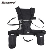 Micnova MQ-MSP07 Outdoor Camera Multi Camera Carrying Vest