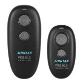 Aodelan PEBBLE 2.4 GHz zdalna migawka bezprzewodowa Zdalne wyzwalanie migawki Zdalne wykonywanie autofokusa Pojedyncze zdjęcie opóźnione zwolnienie Ciągłe zwolnienie z N8 + 2,5 Zwolnienie migawki do podłączenia kabla do Nikon D500 D5 D4S D4 D3S D3 D2 D1 D800 D810 D810A D800E D700 D300 D300 Kamery