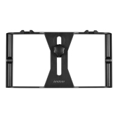 Andoer Smartphone Video Rig Phone  Hand Grip Bracket Holder Stabilizer for iPhone X 8 7s 6 plus for Samsung Huawei Honor