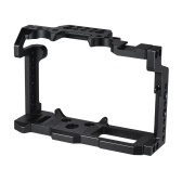 Andoer Aluminum Alloy Camera Video Cage Stabilizer Film Making System for Fujifilm XT2