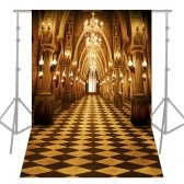 Andoer 2.1 * 1.5m / 6.9 * 5ft wysokiej jakości zróżnicowane tło fotograficzne w stylu innym niż wakacyjny dzieci dorosłych rodzina strona dekoracyjne tło Photo Studio Pro materiał z poliestru włókniny