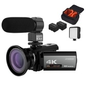 Andoer 4K 48MP WiFi Digital Video Camera