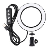 "PULUZ 3,5 ""Dimmable LED Ring Light"