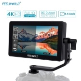 FEELWORLD F6 Plus 5.5 Zoll On-Camera Field Monitor Kit