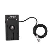 Andoer Camera DV Battery Power Supply