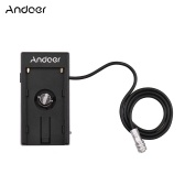 Andoer Camera DV Источник питания от батареи