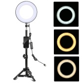 8 Inch Desktop LED Ring Light