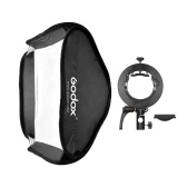 Godox 80 * 80 cm / 31 * 31 Zoll Flash-Softbox-Diffusor