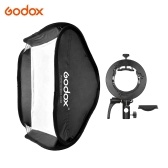 Godox Diffuseur de Softbox Flash 60 * 60cm / 24 * 24inch