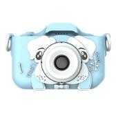 X5 Hochauflösende Kinder Digitalkamera Cartoon Fotoalben Multifunktionsvideo Foto