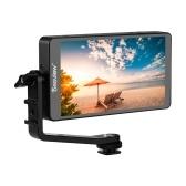 Desview S6 Plus 4K 3D LUT Сенсорный экран на камере Монитор