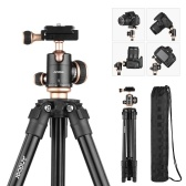 Andoer Q160SA Штатив для камеры Комплектация штативов