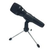 Microphone à condensateur USB Ordinateur Gaming Live Streaming Micro d'enregistrement de réunion avec trépied