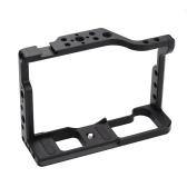 Andoer Aluminiumlegierung Kamerakäfig Schutz Vlog Käfig Filmherstellungssystem