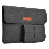 dodocool 12 Polegada Laptop Felt Sleeve Envelope Cover