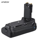 Andoer BG-1T pionie Battery Grip Uchwyt do Canon EOS 70D / 80D DSLR Camera Kompatybilny z 2 * LP-E6 Battery