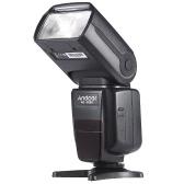 Andoer AD-980II E-TTL-HSS 1/8000 s Master Slave GN58 Blitz Speedlite für Canon 5D Mark III/5D Mark II/6D/5D/7D/60D/50D/40D/30D / 700D/100D / 650D/600D/550D/500D/450D DSLR-Kamera