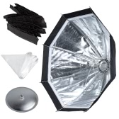 Godox S7 48cm octogonale pliable Portable photographie Softbox Parapluie Kit d