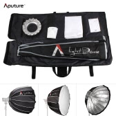 Aputure Light Dome Multi-Purpose Parabolic Light-Reflecting Softbox with Diffuser Bowens Mount for Aputure Light Storm LS 120T 120D and other Bowens Mount Video Lights