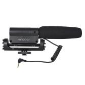 Andoer Enregistrement Microphone à condensateur