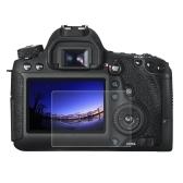 PULUZカメラスクリーン保護フィルムポリカーボネート保護フィルムキズ防止用の耐擦傷性硬質ガラススクリーンプロテクターソニーニコンパナソニックFinePixオリンパスデジタルカメラアクセサリーCanon 6D用