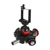 Mini Dolly De Controle De Vídeo Motorizado Slider