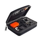 Przenośny, opcjonalny rozmiar Anti-shock worek do przechowywania akcesoriów sportowych Cam Gopro Black Case
