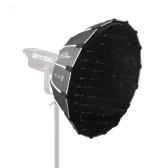 Aputure Light Dome mini II Studio de taille polyvalente Studio de réflexion polyvalent à réflexion parabolique Fixation Bowens avec diffuseur en tissu Support pour gel en grille en nid d'abeille Sac de transport pour Aputure LS COB Lampe vidéo LED 120T / 120D / 120D II / 300D