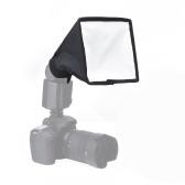 Portable Softbox pliable translucide pour les appareils photo reflex numériques Flash Speedlite Softbox Diffuseur 20 * 30/15 * 17 Centimètre Studio Portable
