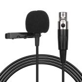Microfono lavalier ACEMIC XM1 a condensatore a clip Microfono omnidirezionale