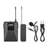 Беспроводная петличная микрофонная система Andoer UHF