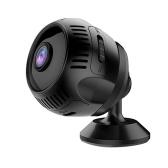 1080P高解像度ミニポータブルカメラスマートWiFiセキュリティカメラ