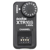 Godox XTR-16S 2.4G Wireless X-system Remote Control Flash Receiver for VING V860 V850