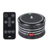 AFI MRA01 professionnel 360° Panorama électrique métal tête de rotule avec télécommande pour GoPro caméra Smartphone Pocket caméra Micro reflex numérique caméra d'Action